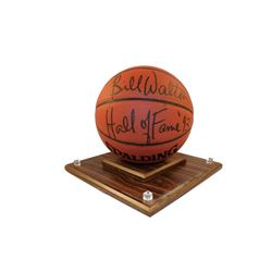 Bill Walton Signed 1993 Hall of Fame Basketball