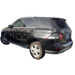 2012 Mercedes ML 350 from Patriots Day