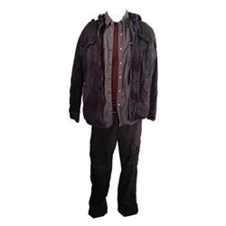 Resident Evil: The Final Chapter Sergei's (Robin Kasyanov) Movie Costumes