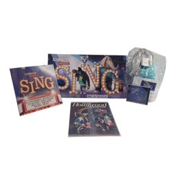 """Sing"" Promotional Items"