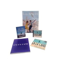 La La Land Soundrack, Script, Promo Items