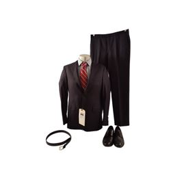 Special Agent DesLauriers (Kevin Bacon) Hero Movie Costumes