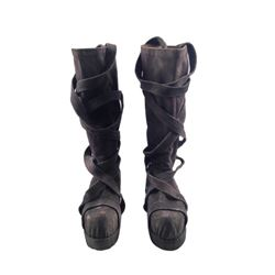 Underworld: Evolution Marcus (Tony Curran) Boots Movie Props