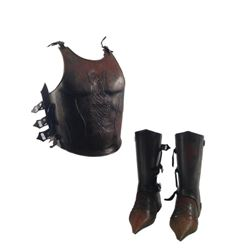 Underworld: Evolution Marcus (Tony Curran) Armor Movie Props