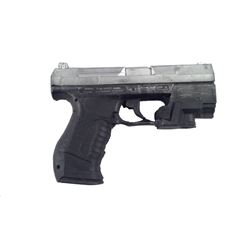 Underworld: Evolution Selene (Kate Beckinsale) Hero Walther P99 Pistol Movie Props