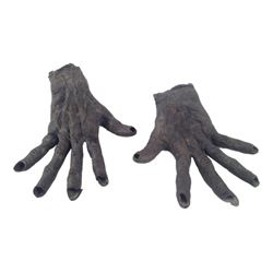 Awakening: Lycan Hand Gloves Movie Props