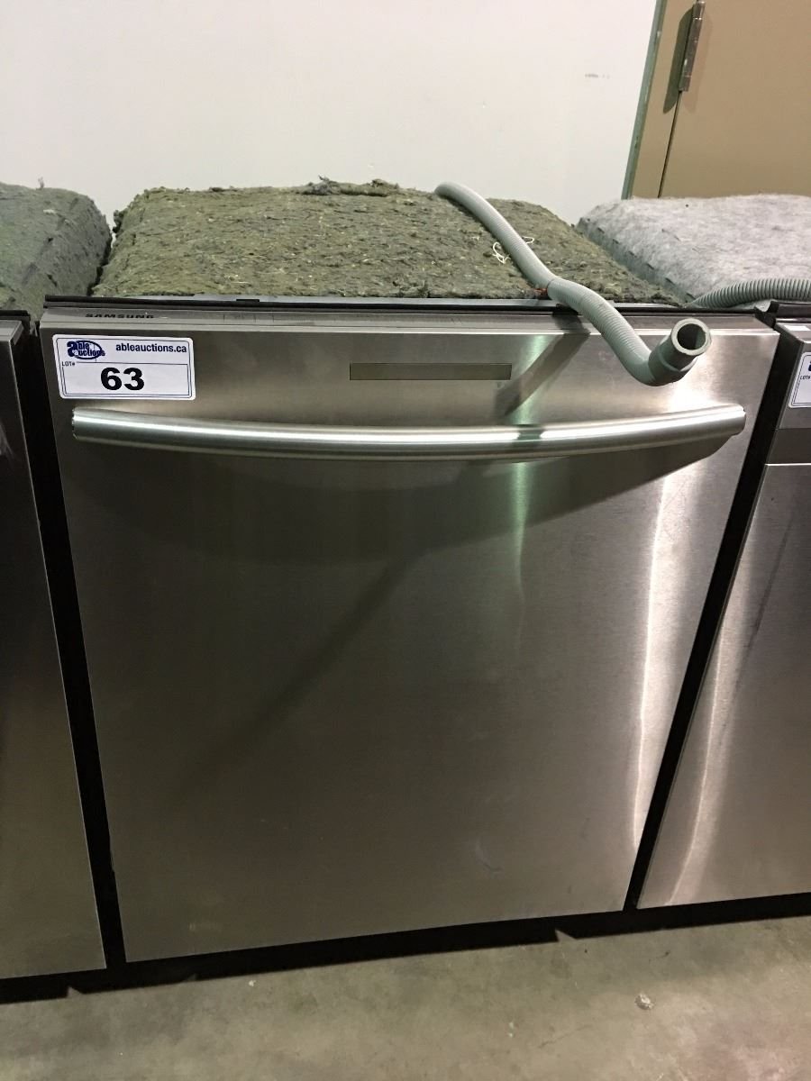 image 1 samsung stainless steel built in dishwasher minor scratches u0026 dents may be