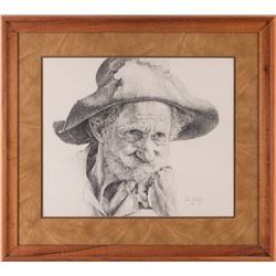 Jim Daly, pencil