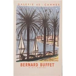 12c97cf7904 Image 1   Bernard Buffet (1928-1999) French