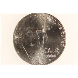 2006-D RETURN TO MONTICELLO NICKEL ICG MS67