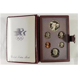 1983 US PRESTIGE PROOF SET OLYMPICS