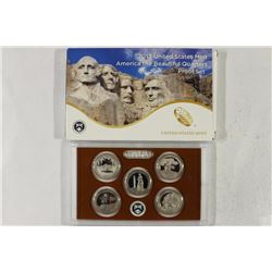2013 AMERICA THE BEAUTIFUL QUARTERS PF SET