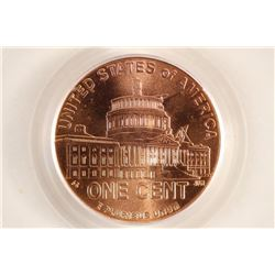 2009-D LINCOLN PRESIDENCY CENT PCGS MS65RD