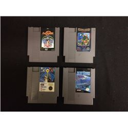 NINTENDO VIDEO GAME LOT