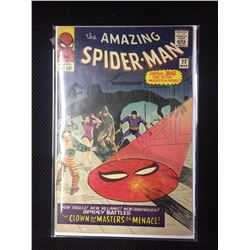 #22 SILVER AGE THE AMAZING SPIDERMAN MARVEL COMIC BOOK