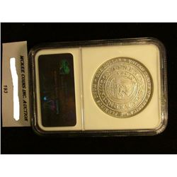 2006 P BEN FRANKLIN FOUNDING FATHER SILVER DOLLAR NGC MS 70