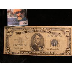 Series 1953 Five Dollar U.S. Silver Certificate,