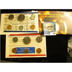 1995 U.S. Mint Set in original packaging as issued.