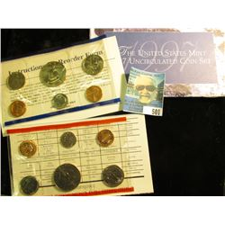1997 U.S. Mint Set in original packaging as issued.