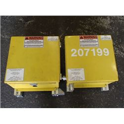 "Hoffman Electrical Enclosures, 12"" x 12"" x 6"""