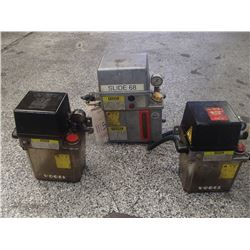 Vogel Automatic Lube Units, 3 Total