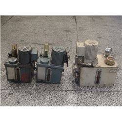 Showa Automatic Lube Units, 3 Total