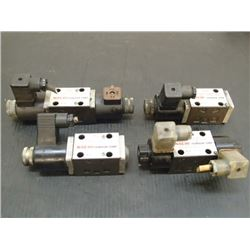 Nachi Solenoid Operated Directional Control Valves