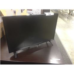"VIZIO 24"" LCD TV - NO REMOTE"