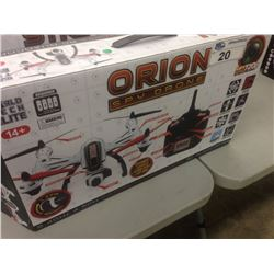 WORLD TECH ELITE ORION SPY DRONE WITH VIDEO CAMERA