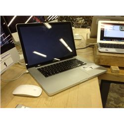 APPLE MACBOOK PRO 15'', MODEL A1486