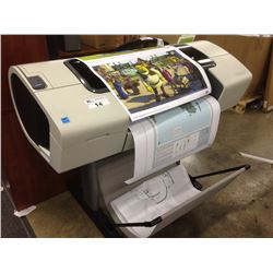 HP DESIGNJET T1100 WIDE FORMAT PRINTER