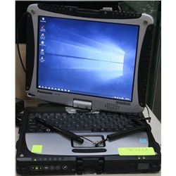 MILITARY GRADE CF-19TOUCHSCREEN PANASONICTOUGHBOOK
