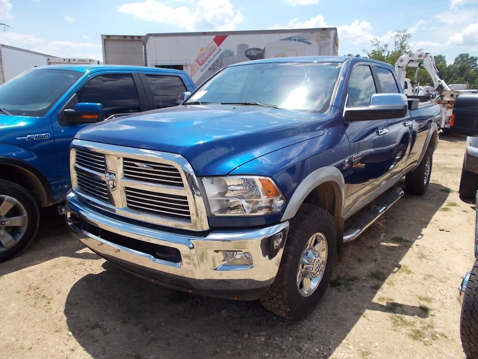 2010 dodge ram 2500hd pick up vin sn 3d7ut2clxag172050. Black Bedroom Furniture Sets. Home Design Ideas