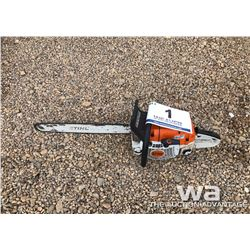 STIHL MS362 CHAINSAW