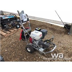 HONDA 3500 PSI PRESSURE WASHER