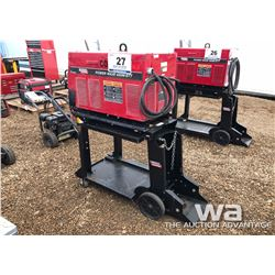 LINCOLN POWERWAVE 455M/STT ELECTRIC WELDER