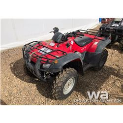 2004 HONDA FOURTRAX 400 ATV