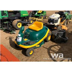 YARDMAN RIDING MOWER
