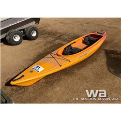 WILDERNESS KAYAK
