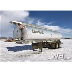 2004 ADVANCE 30,000L T/A FUEL TRAILER
