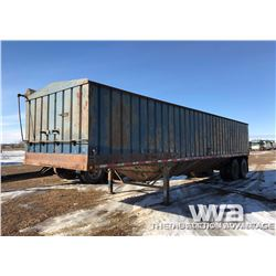 1979 DOEPKER T/A GRAIN TRAILER