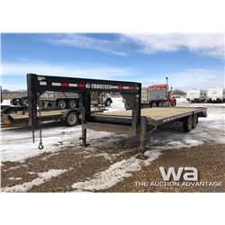 2007 TRAILTECH T/A TRAILER