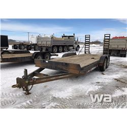 2008 TRAILTECH T/A TRAILER