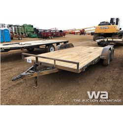 2006 NORTE CAR HAUL TRAILER