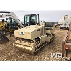 1991 INGERSOLL RAND DD35 COMPACTOR