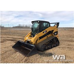 2012 CATERPILLAR 287CII MULTI-TERRAIN LOADER