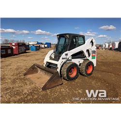 2004 BOBCAT S185 SKID STEER LOADER