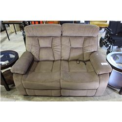 ELECTRIC RECLINING LOVESEAT