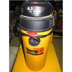 SHOP VAC HANG UP VACUUM