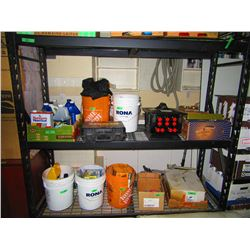 HEAVY DUTY ADJUSTABLE STORAGE SHELF - CHOICE